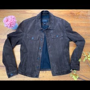 Danier leather jacket in size small
